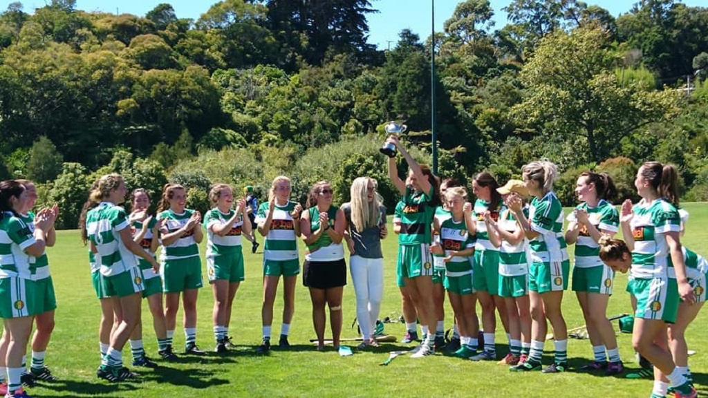 Auckland Camogie Winners 2019