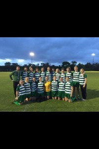 Celtic Ladies Football team 2015